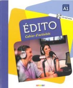 Edito A1 Ćwiczenia + CD - 2857807265