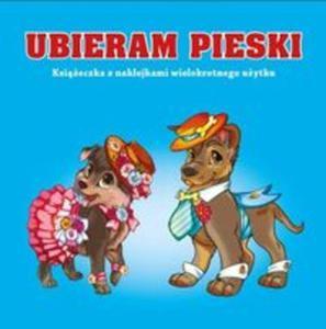 Ubieram zwierzątka - Pieski - 2857807272