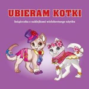 Ubieram zwierzątka - Kotki - 2857807274