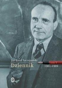 Dziennik Tom V 1981-1989 - 2857809328