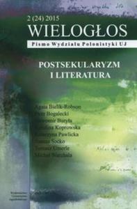 Wielogłos 2(24)2015 Pismo Wydziału Polonistyki