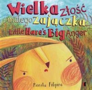 Wielka złość małego zajączka / The Big Anger of a Little Hare - 2857817192