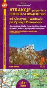 Atrakcje pogranicza Polsko -Słowackiegood Cieszyna i Wadowic po Żylinę i Rużomberk - 2825666866