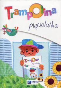 Trampolina pięciolatka Pakiet - 2857818837