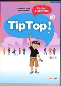 Tip Top 3 A2 Ćwiczenia - 2857818860