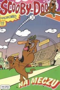 Scooby-Doo! Superkomiks 7 Na meczu - 2825666922