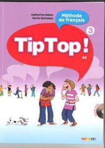 Tip Top 3 A2 podręcznik + CD - 2857819562
