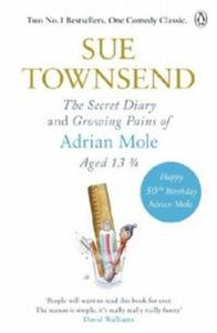 The Secret Diary & Growing Pains of Adrian Mole Aged 13 3/4 - 2848961307
