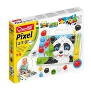 Mozaika Pixel Junior Basic 40 elementów - 2851143833