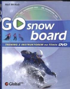 GO Snowboard Trening z instruktorem na filmie DVD - 2825667169