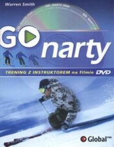 GO Narty trening z instruktorem na filmie DVD - 2825667171
