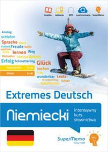 Niemiecki. Extremes Deutsch - 2857823870