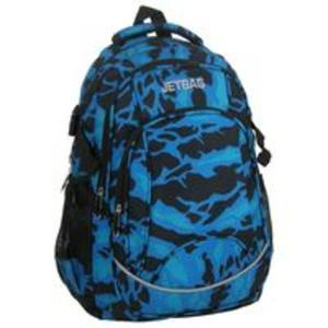 Plecak Jetbag niebieski 18F 10 45cm - 2853661013
