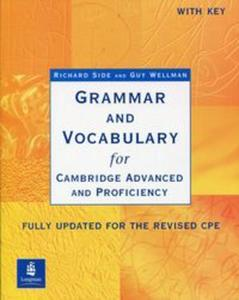 Grammar and Vocabulary for Cambridge Advanced and Proficiency with Key - 2853661597