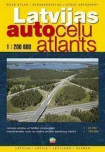 Łotwa atlas 1:200 000 - 2857827517
