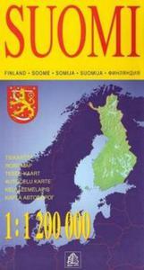 Finlandia, 1:1 200 000 - 2857827600