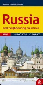 Rosja 1:8 000 000 / 1:2 000 000 - 2857827603