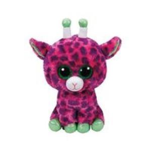 Beanie Boos Gilbert różowa żyrafa średnia - 2857827623