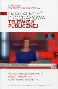 Działalność programowa telewizji publicznej - 2857827672
