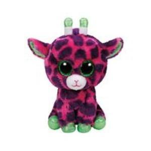 Beanie Boos Gilbert różowa żyrafa - 2857827784