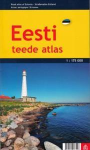 Estonia atlas samochodowy 1:175 000 - 2857827856