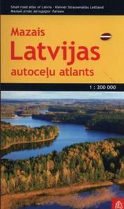Łotwa atlas samochodowy 1:200 000 - 2857827857