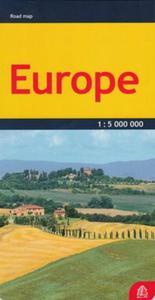 Europa mapa samochodowa 1:5 000 000 - 2857827858
