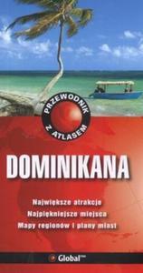 Przewodnik z atlasem Dominikana - 2825667451