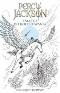Percy Jackson Książka do kolorowania - 2852652887