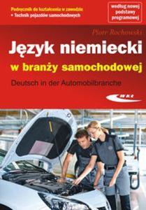 Język niemiecki w branży samochodowej - 2857832714