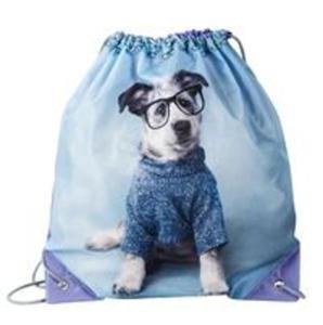 Worek na buty Rachael Hale Pies w okularach - 2857832770