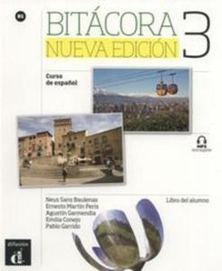 Bitacora 3 Nueva Edicion Curso de espanol - 2857833196