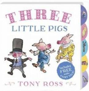 My Favourite Fairy Tale Board Book Three Little Pigs - 2857833834