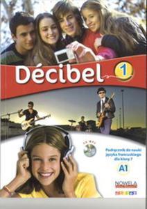 Decibel 1 Podręcznik + CD - 2857834665