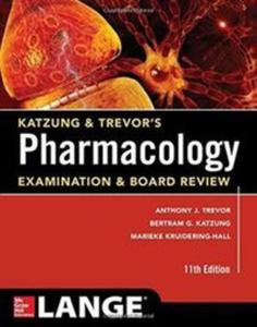 Katzung & Trevor's Pharmacology Examination and Board Review - 2857836407