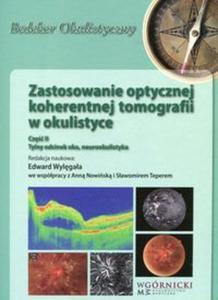 Zastosowanie optycznej koherentnej tomografii w okulistyce Część 2 - 2857839023