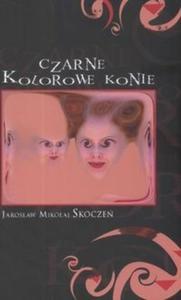 CZARNE KOLOROWE KONIE - 2825668547