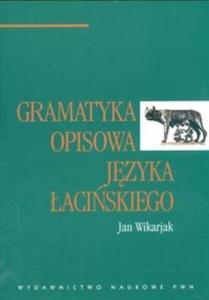 Gramatyka opisowa języka łacińskiego - 2825668729