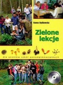 Zielone lekcje dla uczniów szkół ponadgimnazjalnych + CD - 2825670126