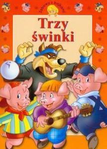 Trzy świnki Zabawy z bajkami