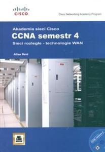 Akademia sieci Cisco CCNA sem. 4 Sieci rozległe technologie WAN - 2825671321