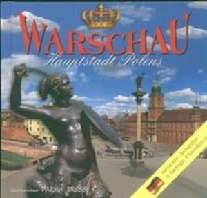 Warschau Haupstadt Polens Warszawa stolica Polski wersja niemiecka - 2825671749