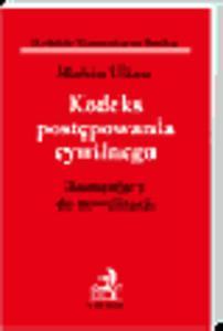 KODEKS POSTEPOWANIA CYWILNEGO Komentarz do nowelizacji wyd.2005 - 2825647433