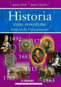 Historia 2 Podręcznik Czasy nowożytne