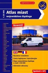 Atlas miast województwa śląskiego - 2825672933