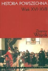 Historia powszechna XVI-XVII w - 2825673441