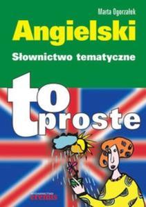 Angielski Słownictwo tematyczne - 2825673841