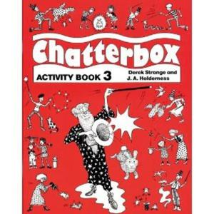 Język angielski. Chatterbox 3. Activity Book. - 2825647784