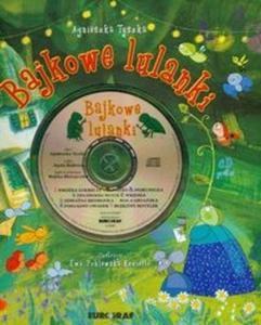 Bajkowe lulanki + CD - 2825675996