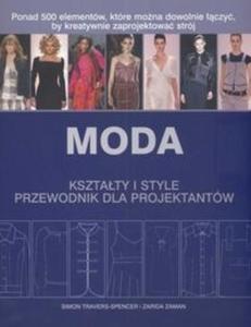 Moda Kształty i style Przewodnik dla projektantów - 2825676770
